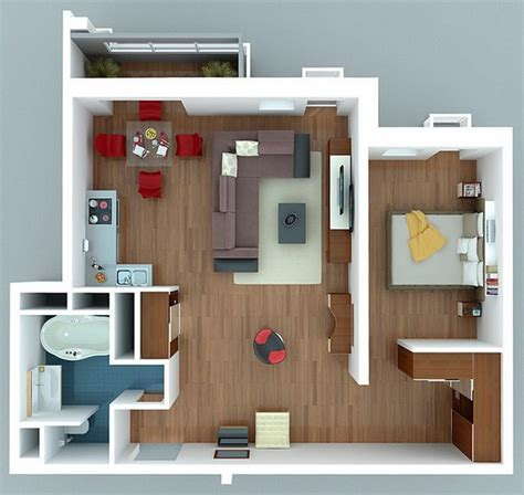 apartment layout design 50 one 1 bedroom apartment house plans architecture