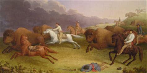 metis  buffalo hunt