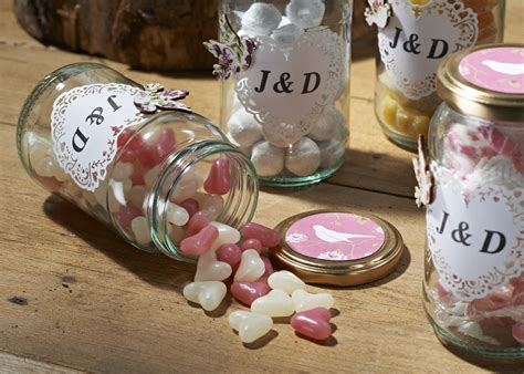 decorative jars with lids how to wedding favour jars hobbycraft