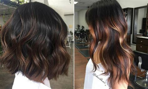 Different Ways To Color Hair by 23 Different Ways To Rock Brown Hair With Highlights