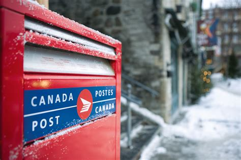Suspect makes off with red Canada Post box in Vernon ...