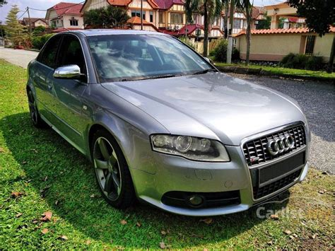 2007 Audi A4 by Audi A4 2007 Tfsi Quattro S Line 2 0 In Selangor Automatic