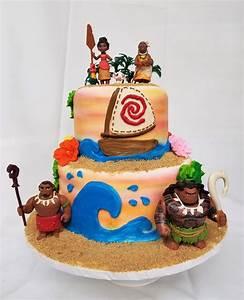 Moana Inspired cake- It Calls Me- From Cinotti's Bakery