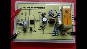 U0e27 U0e07 U0e08 U0e23 Dc To Ac Inverter