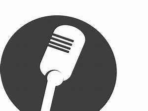 Image Gallery microphone vector
