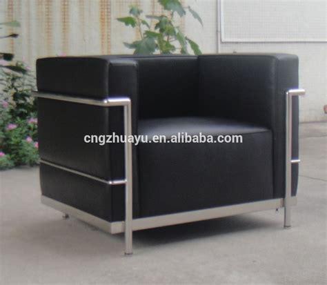 fauteuil le corbusier lc3 lc3 fauteuil le corbusier lc3 fauteuil canap 233 salon id de produit 530178041 alibaba