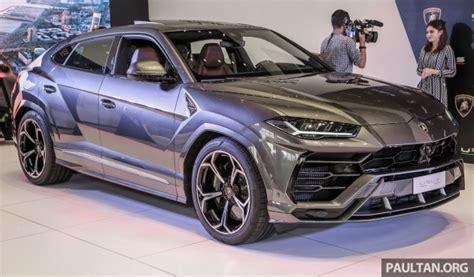 Lamborghini Urus Launched In Malaysia, Estimated Rm1
