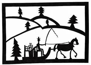 Scherenschnitt Weihnachten Vorlagen Kostenlos : weihnachten im scherenschnitt silhouette ~ Yasmunasinghe.com Haus und Dekorationen