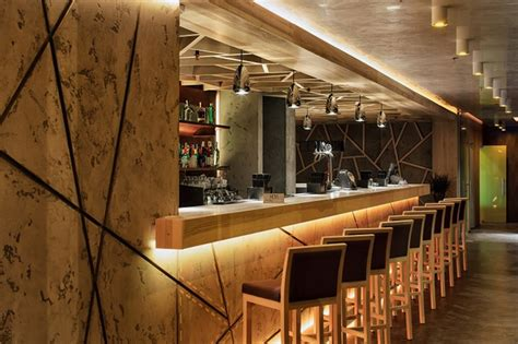 cuisine osb concrete bar restaurant by yunakov studio kiev