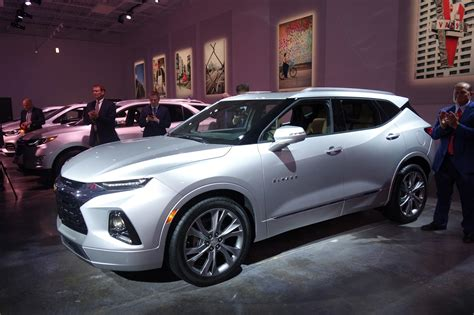 Eight Fascinating Facts About the 2019 Chevrolet Blazer ...