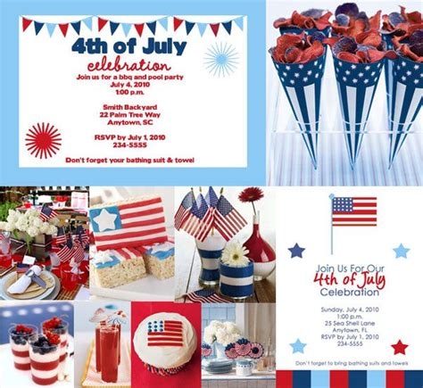 4th of july celebration ideas 4th of july party independence day pinterest