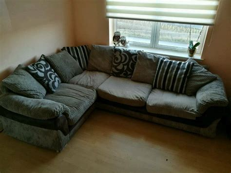 Bed Settee For Sale by Large Corner Sofa Bed For Sale In Bucksburn Aberdeen