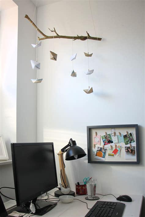 Origami Mobile Basteln Ideen Lavendelblog