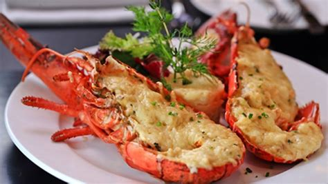 comment cuisiner un omar le homard thermidor technique de préparation et recette