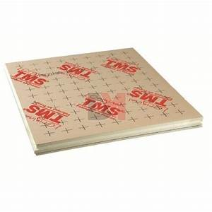 Plaque Isolante Mur : isolant polyur thane efisol tms mat riaux et isolation ~ Melissatoandfro.com Idées de Décoration