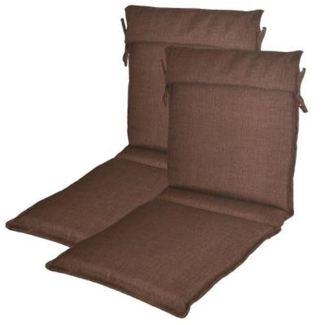 plantation patterns brown solid outdoor sling chair