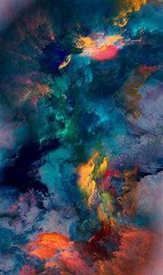 Fondos de pantalla 4k stractos Planeta en lava abstracto ...