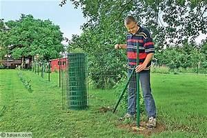Garten Günstig Einzäunen : hier spielt der zaun die tragende rolle ~ Michelbontemps.com Haus und Dekorationen