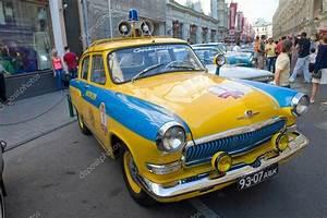Cote Voiture Ancienne : sovi tique ancienne police voiture volga gaz 21 rallye gorkyclassic dans le stationnement c t ~ Gottalentnigeria.com Avis de Voitures