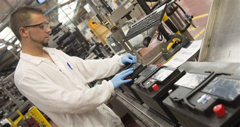 Johnson Controls charges up its automotive battery research