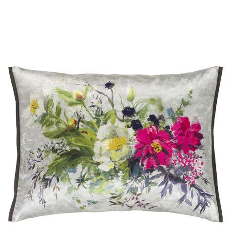 Designers Guild Kissen designers guild cushion aubriet fuchsia