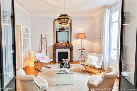 agencer une chambre salon boudoir et chambre cosy dans l 39 ouest parisien