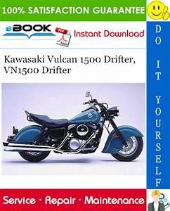 Best  U2606 U2606 Kawasaki Vulcan 1500 Drifter  Vn1500 Drifter