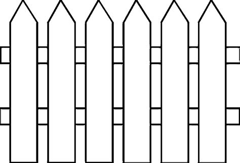 Free Fence Cliparts, Download Free Clip Art, Free Clip Art