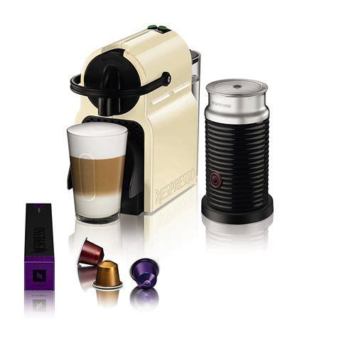 Magimix Nespresso Inissia Coffee Machine with Aeroccino