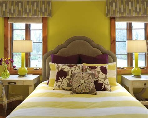 Best Purple And Yellow Design Ideas & Remodel Pictures