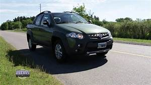 Test  Fiat Strada Adventure Locker