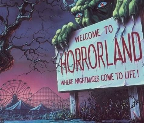 horrorland pictures   images