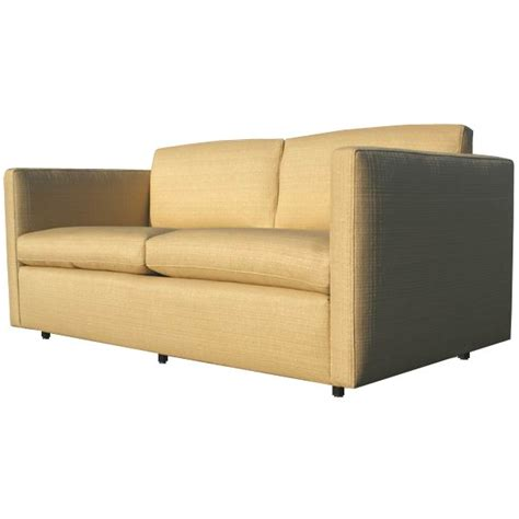 Knoll Settee by Metro Retro Furniture 5ft Knoll Charles Pfister Two