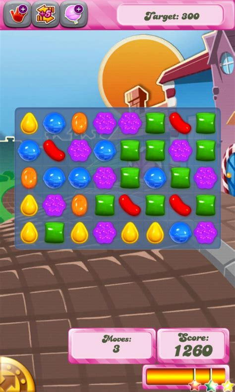 Candy Crush Saga For Nokia Lumia 520  Free Download Games