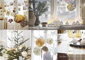 Ikea Deco Noel : univers creatifs des id es dor es pour no l ikea ~ Melissatoandfro.com Idées de Décoration