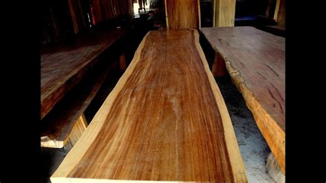 solid wood slab youtube