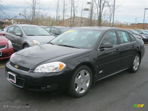 2009 Chevrolet Impala Ss by 2009 Black Chevrolet Impala Ss 48752531 Gtcarlot