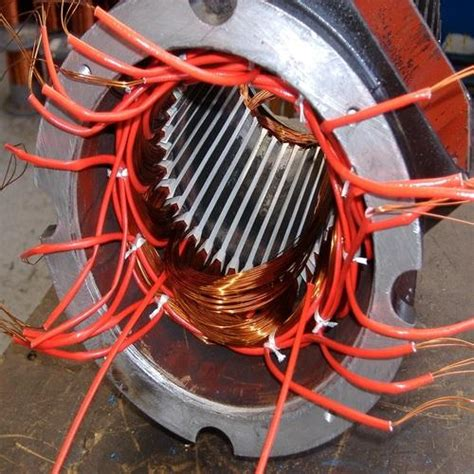 Motor Rewinding by Winding Services Electrical Motor Rewinding Services