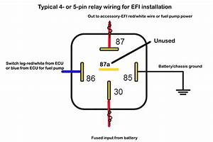 Ground Fault Relay Wiring Diagram
