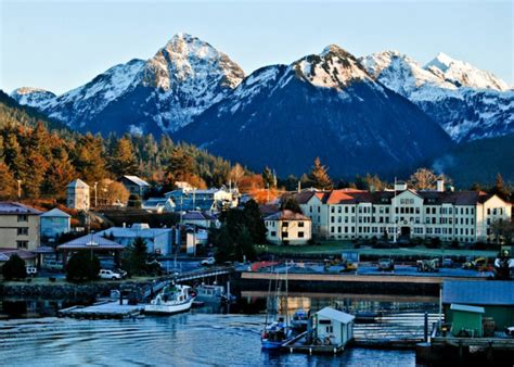 small towns  alaska   excellent places