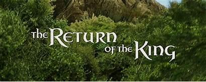 Lord Title Rings Fellowship King Return Ring
