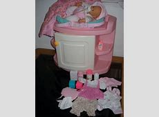 Step 2 Doll Changing Table Rare FAO Baby Accessories