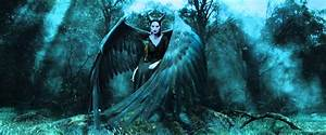 Maleficent's Wings - YouTube