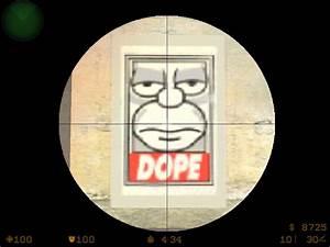 Homer Simpson Dope Spray
