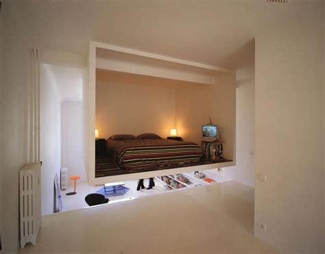 Idées De Chambre Loft : Idées Pour L'aménagement Petite Chambre à La Fois