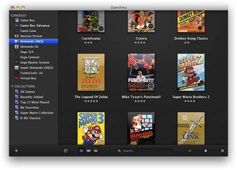 Openemu Is The Best Retro Gaming Console Emulator For Mac Os X