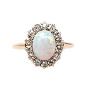 opal engagement ring wear a lindenwald - Opal Engagement Ring