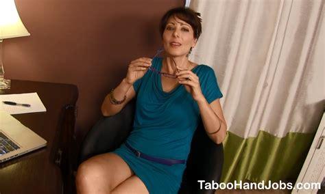 Taboo Handjobs Clip Gallery Step Mom Jerks Me Off Again