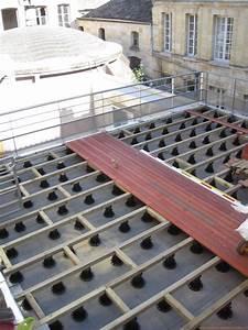Support Terrasse Bois : pose de terrasse bois sur bordeaux et gironde atelier ~ Premium-room.com Idées de Décoration