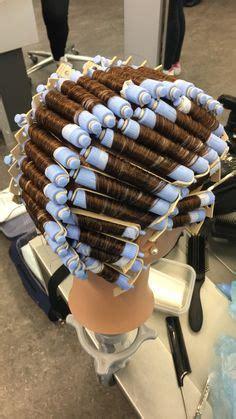 simple bricklay perm wrap hair color nail art henna